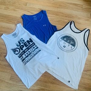 Hurley/Converse 2011 Tank + Two One Ship Charge!